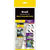 Mexico, Central and South America Travel & Recreation, Brazil Adventure Set