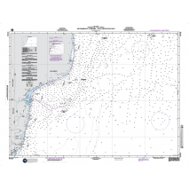 Region 6 - Eastern Africa, Southern & Western Asia, NGA Chart 61020: Mozambique Channel-Southern Reaches