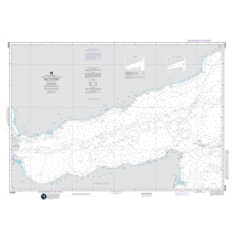 Region 6 - Eastern Africa, Southern & Western Asia, NGA Chart 62000: Gulf of Aden