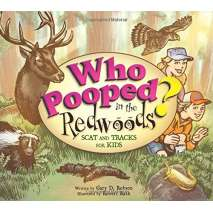 Animals, Who Pooped in the Redwoods?