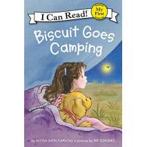 Children's Outdoors, Biscuit Goes Camping