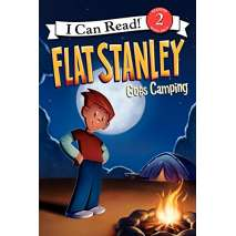 Young Readers, Flat Stanley Goes Camping