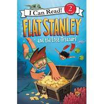 Young Readers, Flat Stanley and the Lost Treasure