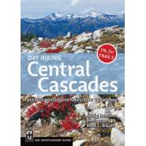 Pacific Northwest Travel & Recreation, Day Hiking: Central Cascades