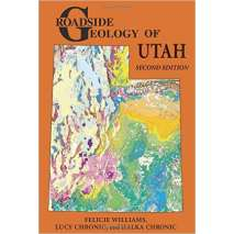 Rocky Mountain and Southwestern USA Travel & Recreation, Roadside Geology of Utah, 2nd edition
