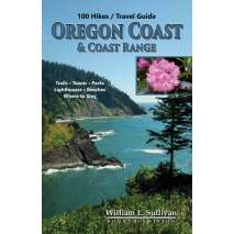Oregon Travel & Recreation Guides, 100 Hikes/Travel Guide: Oregon Coast & Coast Range