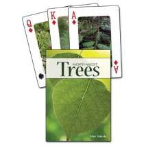 Journals, Cards & Stationary, Trees of the Northwest Playing Cards