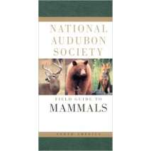 Reptile & Mammal Identification Guides, National Audubon Society Field Guide to North American Mammals, 2nd Edition