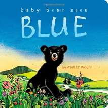 Board Books, Baby Bear Sees Blue