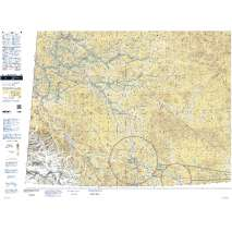 Sectional Charts, FAA Chart: VFR Sectional WHITEHORSE