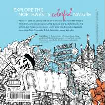 Coloring Books :Color the Pacific Northwest