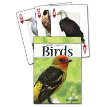Playing Cards, Birds of the Northwest Playing Cards