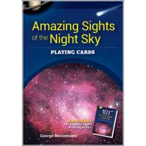 Journals, Cards & Stationary, Amazing Sights of the Night Sky Playing Cards