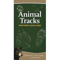 Hunting & Tracking, Animal Tracks of the Northwest