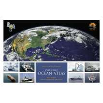 Jimmy Cornell Books :Cornell's Ocean Atlas - 2nd Edition