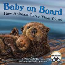 Baby Animals, Baby on Board: How Animals Carry Their Young