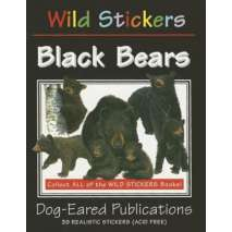 Bears, Wild Stickers: Black Bears
