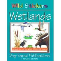 Environment & Nature, Wild Stickers: Wetlands