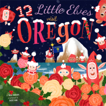 Holidays, 12 Little Elves Visit Oregon