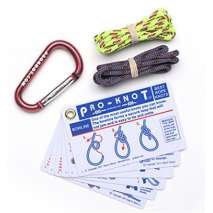 Outdoor Knots :PRO-KNOT KNOT TYING KIT