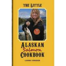 Seafood Recipe Books, The Little Alaskan Salmon Cookbook