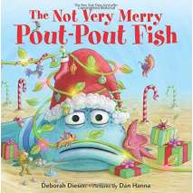 Board Books, The Not Very Merry Pout-Pout Fish BOARD