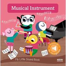 Board Books :My Little Sound Book: Musical Instruments