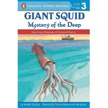 Fish, Sealife, Aquatic Creatures, Giant Squid: Mystery of the Deep
