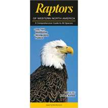 Bird Identification Guides, Raptors of Western North America: A Comprehensive Guide to All Species