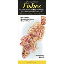 Washington, Saltwater Fishes of the Pacific Northwest : Washington and Oregon: A Guide to Inshore and Offshore Species