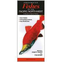Fish & Sealife Identification Guides, Freshwater Fishes of the Pacific Northwest