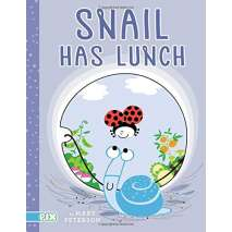 Butterflies, Bugs & Spiders :Snail Has Lunch