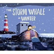 Children's Classics, The Storm Whale in Winter HARDCOVER