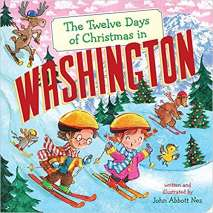 Children's Books, The Twelve Days of Christmas in Washington