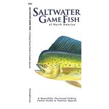 Fish & Sealife Identification Guides, Saltwater Game Fish of North America