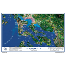 Placemat Charts, ISLAND COUNTY Placemat