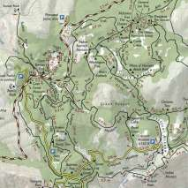 California Travel & Recreation :Sequoia and Kings Canyon National Parks: Generals Highway