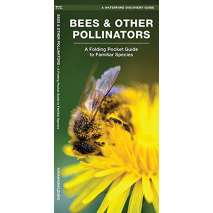 Insect Identification Guides, Bees & Other Pollinators: A Folding Pocket Guide to the Status of Familiar Species
