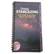 Astronomy Guides, Simply Stargazing: Your Guide to the Stars, Moon, and Night Sky