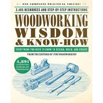 Self-Reliance, Woodworking Wisdom & Know-How: Everything You Need to Know to Design, Build, and Create