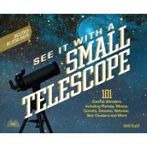Astronomy & Stargazing, See It with a Small Telescope