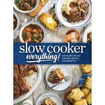Cookbooks :Slow Cooker Everything