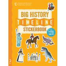 History for Kids, The Big History Timeline Stickerbook