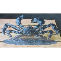 Metal Displays, King Crab STAND-UP DISPLAY