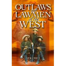 American History, Outlaws and Lawmen of the West Vol 1