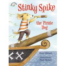 Pirates, Stinky Spike the Pirate Dog