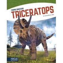 Dinosaurs & Reptiles, Triceratops