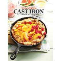 Cast Iron and Dutch Oven Cooking, Taste of Home Cast Iron Mini Binder: 100 No-Fuss Dishes Sure to Sizzle!