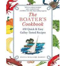 Cooking Aboard :The Boater's Cookbook: 450 Quick & Easy Galley-Tested Recipes