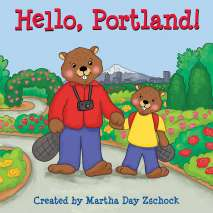 Board Books, Hello, Portland!